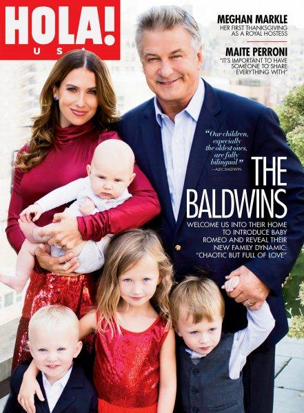 61-летний Алек Болдуин станет отцом в шестой раз