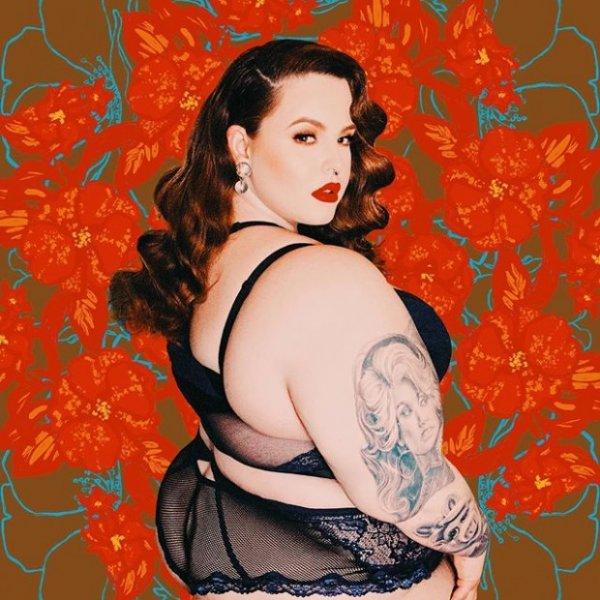 Модель Тесс Холидей — 155 килограмм красоты