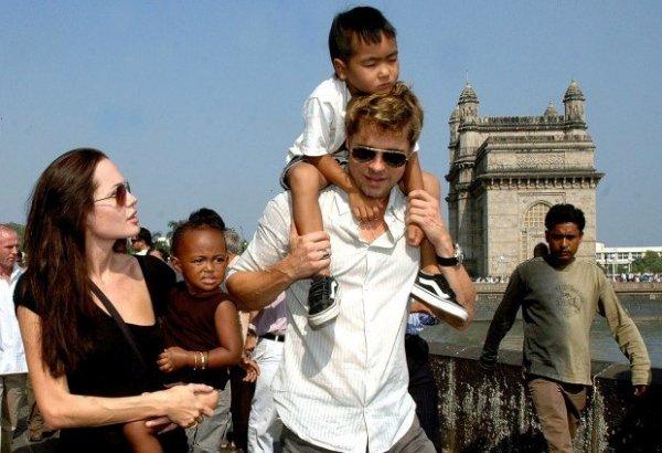 Сын Анджелины Джоли впервые высказался о своём конфликте с Брэдом Питтом