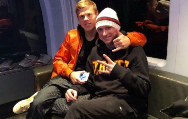 Павел Мамаев и Александр Кокорин вышли из тюрьмы. Реакция Аланы удивляет