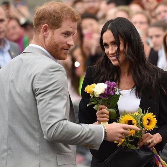 Крестная сына принца Гарри и Меган Маркл – кто она?
