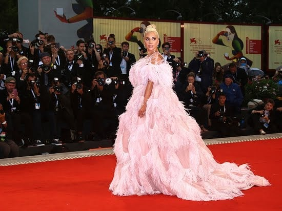 Леди Гага переплюнула всех…