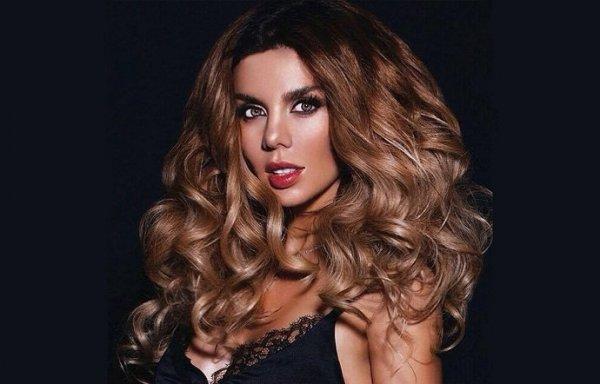 Анна Седокова снялась в эротической фотосессии для журнала Playboy