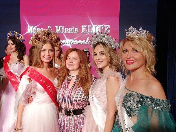 Международный конкурс красоты Miss & Missis ELITE Star International 2019 объявил своих победителей