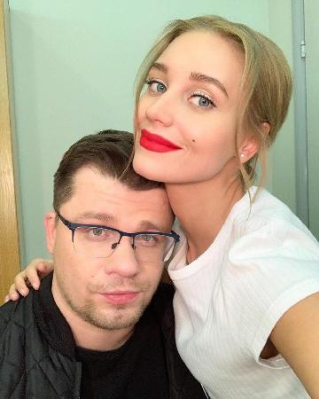 Ксения Собчак прокляла Кристину Асмус, а Гарик Халамов встал на защиту своей жены