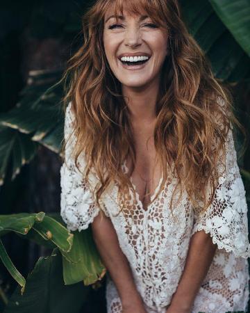 Джейн Сеймур призналась, в чем секрет ее идеальной внешности