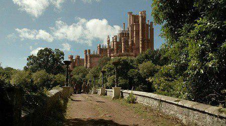 Продан замок, по прототипу которого снимали «Игру престолов»