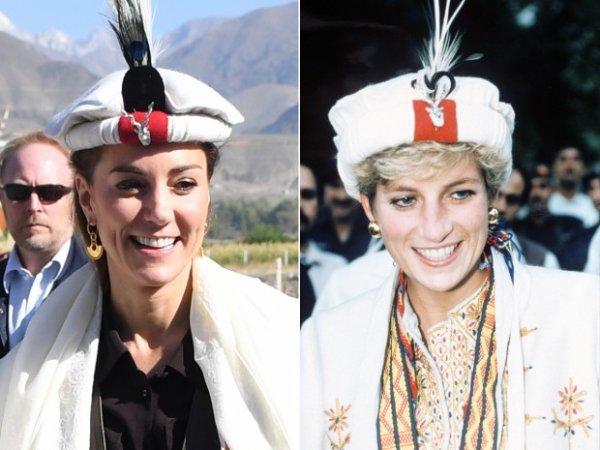 Кейт Миддлтон и Принц Уильям впервые посетили Тающий ледник, чтобы оценить степень глобального потепления