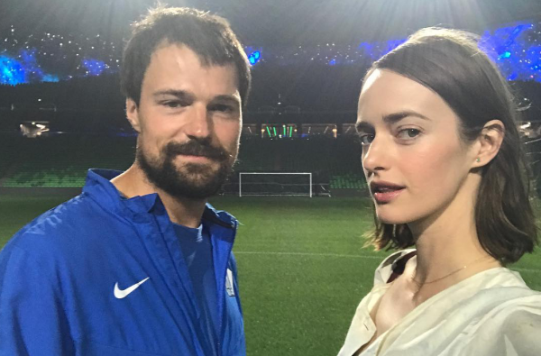 Данила Козловский и Ольга Зуева ожидают появления первенца