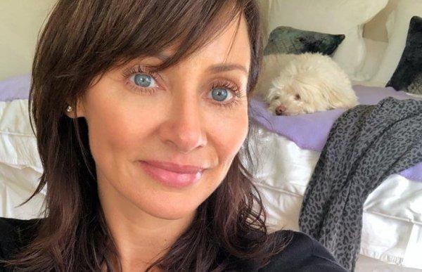 Натали Имбрулья впервые стала мамой в 44 года
