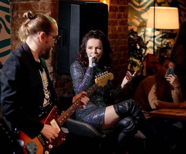 Елена Князева дала в Москве сольный концерт