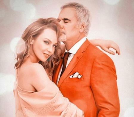 Валерий Меладзе и Альбина Джанабаева переживают кризис в отношениях