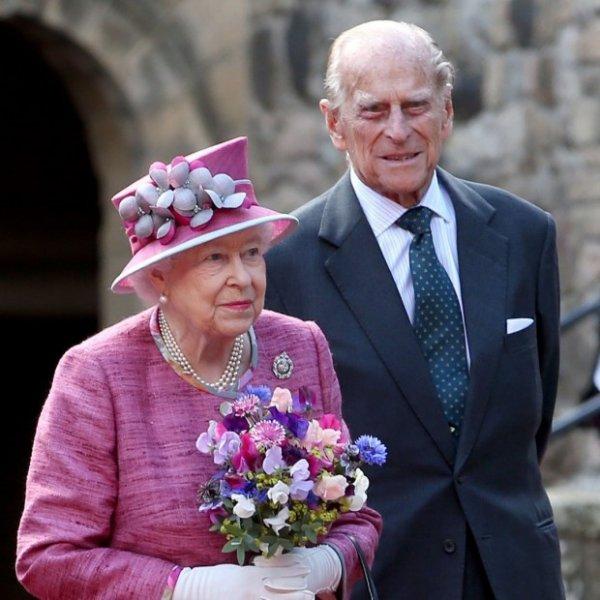 20 ноября: 72-я годовщина свадьбы Принца Филиппа и Королевы Елизаветы II