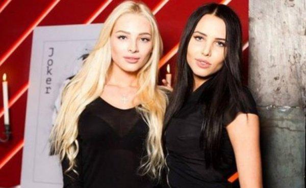 Алёна Шишкова и Анастасия Решетова впервые снялись в совместной фотосессии