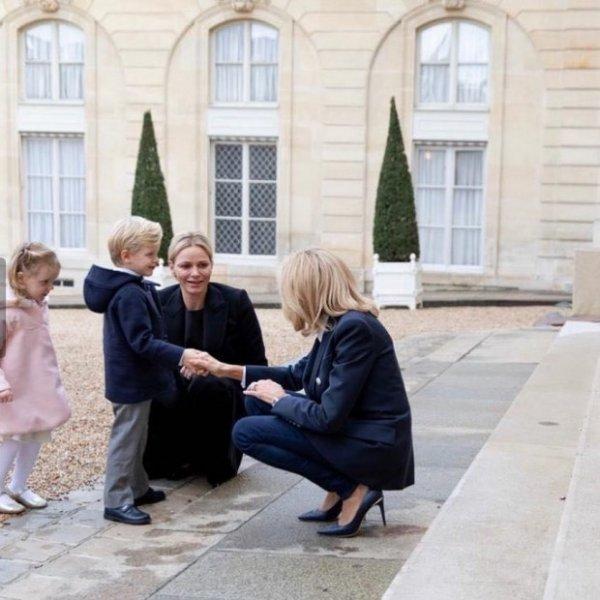 Принц Монако Альбер II: откровенно о близнецах Жаке и Габриэлле