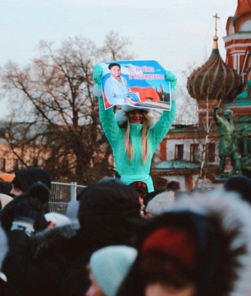 Популярную певицу и блогера Алину Ботановну арестовали за одиночный пикет