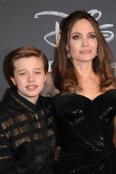 Анджелина Джоли и Шайло Джоли-Питт идеальные отношения матери и дочери