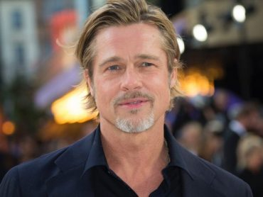 Brad pitt was first approached about the novels after breaking up with Angelina Jolie