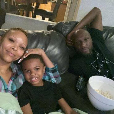 The bride of Lamar Odom refuses to marry him!