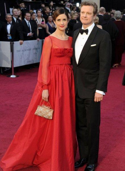 22 года брака: Колин Фёрт разводится с женой