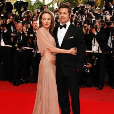 Angelina Jolie strongly inhibits the communication daughter with brad pitt