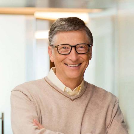 Билл Гейтс подарил незнакомке посылку с 41 подарком