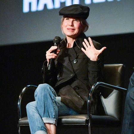Рене Зеллвегер объяснила почему сделала перерыв в своей карьере