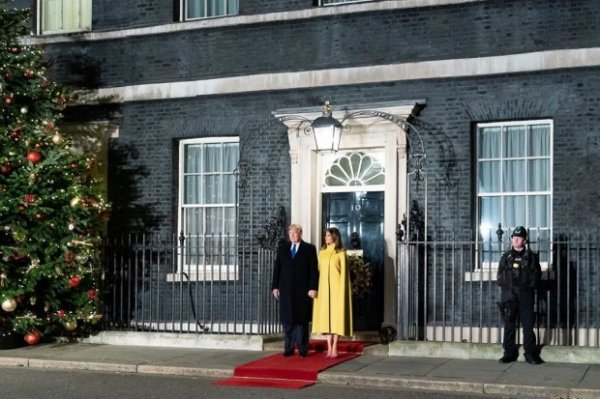 Принцесса Анна отказывается приветствовать Дональда Трампа на приеме в НАТО