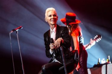 Became the soloist of the famous band Roxette, Marie Fredriksson