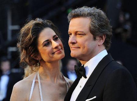 Не выдержал: Колин Ферт подал на развод после 22 лет брака