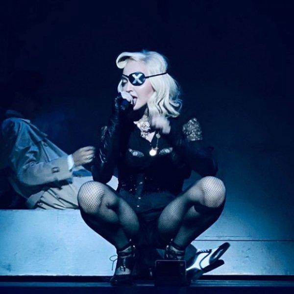 Венди Уильямс осуждает Мадонну: «Мне стыдно за нее»