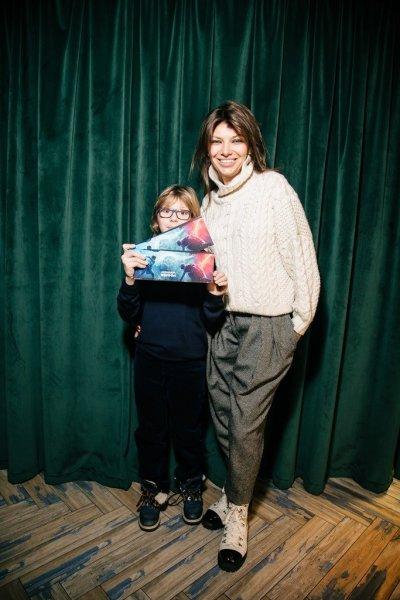Ирина Безрукова и другие звезды на премьере «Звёздные Войны: Скайуокер. Восход»