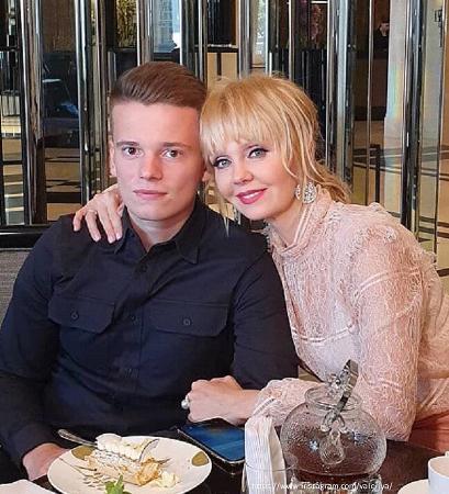 Сын Валерии попал в автомобильную катастрофу возле Санкт-Петербурга