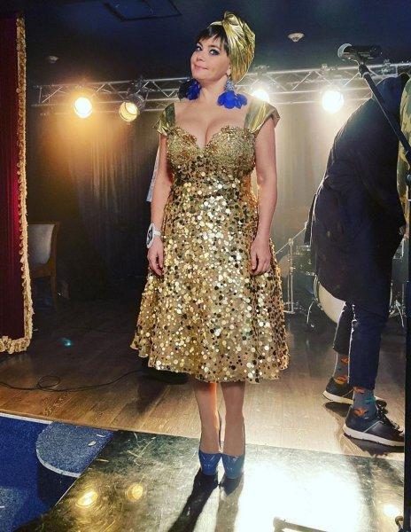 Ирина Пегова невероятно похудела