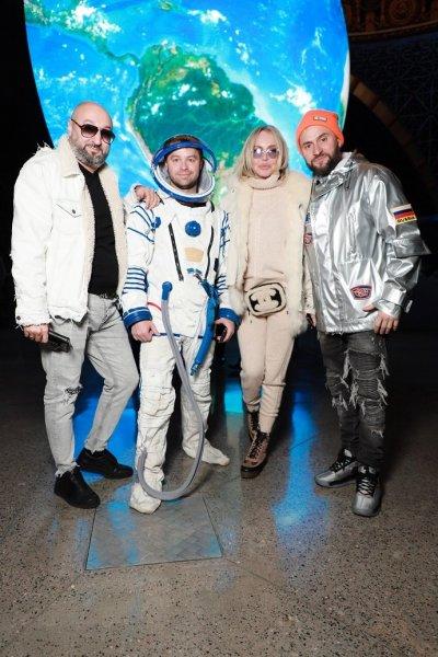 Иракли и LIKA STAR презентовали свой клип на песню «LUNA» в Космосе