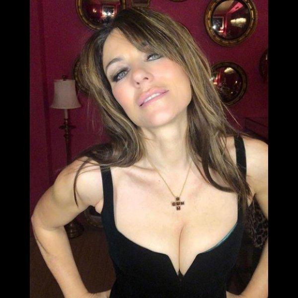 Элизабет Херли превращается в сексуального ниндзя