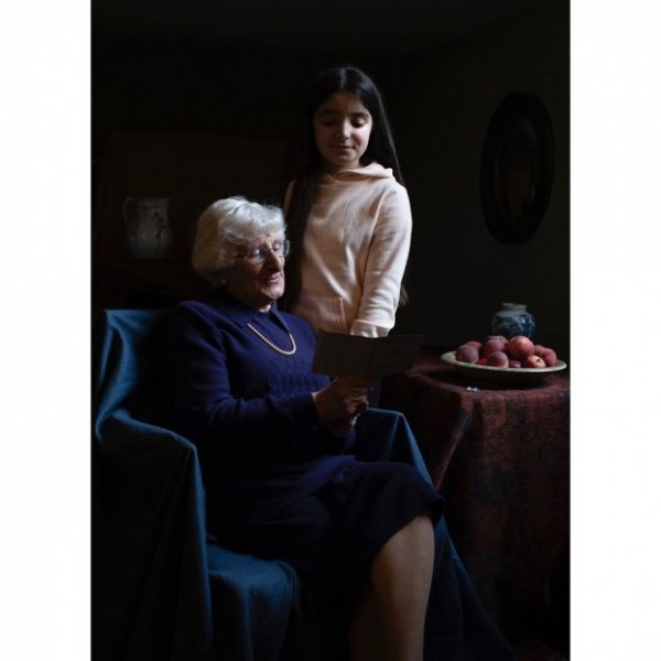 Кейт Миддлтон сделала серию фотографий, посвященных 75-й годовщине окончания Холокоста
