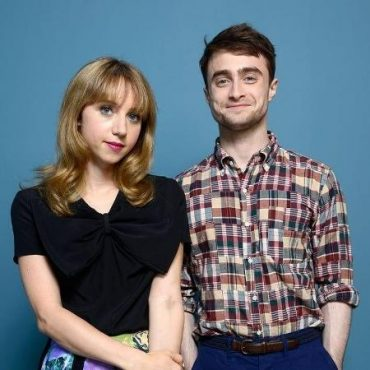 Daniel Radcliffe talked about his beloved and the story of their first meeting