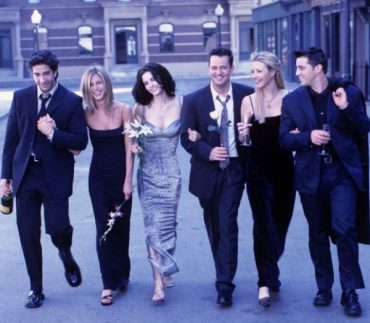 "David Schwimmer has proposed an unusual version of the continuation of the series ""Friends"""