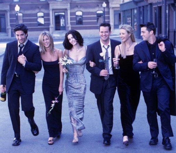 Дэвид Швиммер предложил необычную версию продолжения сериала «Друзей»