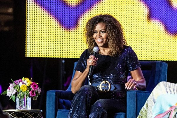 Мишель Обама победила Меланию Трамп
