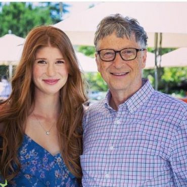 The eldest daughter of bill gates has announced his wedding