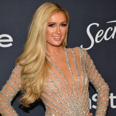 Paris Hilton opened her own cooking show