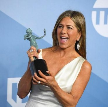 An interview with Jennifer aniston: I have a new perspective on creativity