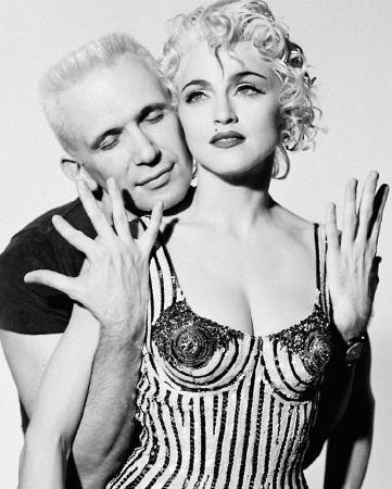 Мадонна посвятила пост в Instagram своему другу Жану-Полю Готье