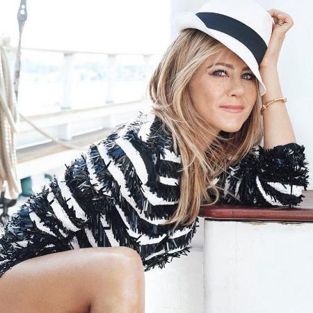 Дженнифер Энистон стала временной ведущей шоу Эллен Дедженерес