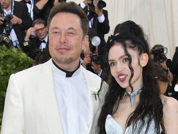 Илон Маск и его избранница готовятся стать родителями