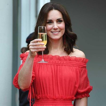 Кейт Миддлтон 38 лет: самые необычные факты о герцогине