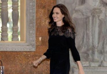 Angelina Jolie became a producer of television for children