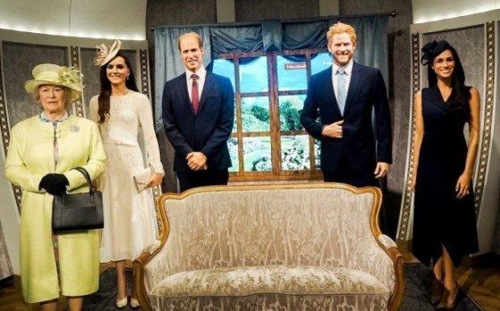 Королева Елизавета II делится результатами переговоров про переезд Меган Маркл и принца Гарри